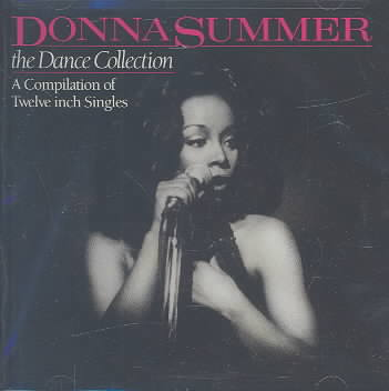 DANCE COLLECTION BY SUMMER,DONNA (CD)